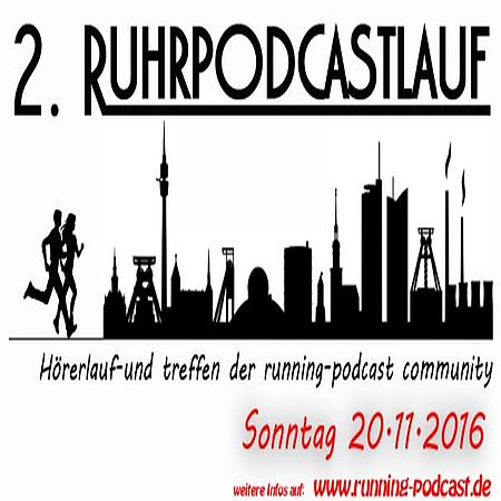 2. Ruhrpodcastlauf